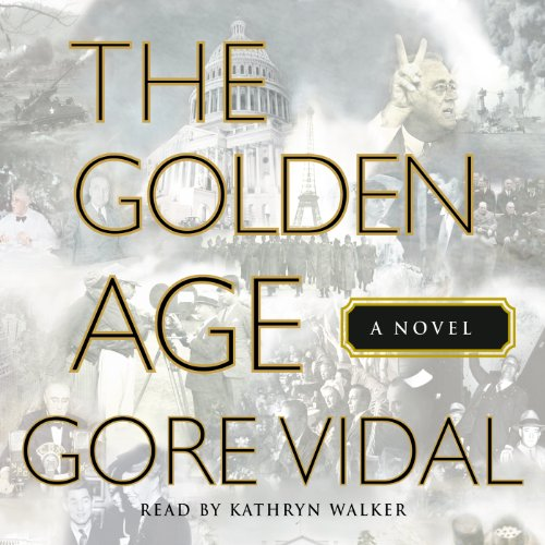 The Golden Age audiobook cover art