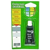 BREDAC 11B4000021 Pot de Peinture Colorant Noir 25 ml