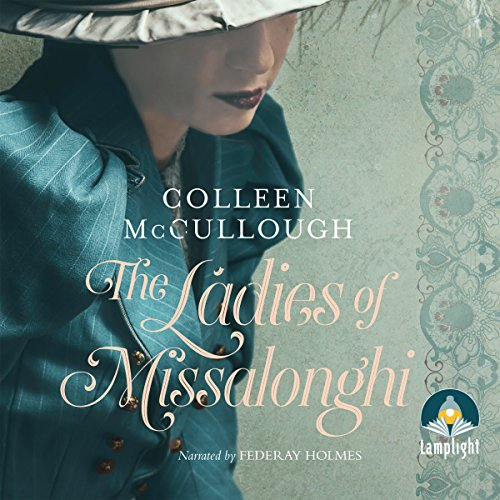 The Ladies of Missalonghi audiobook cover art