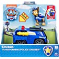 Paw Patrol, Chase's Transforming Police Cruiser with…