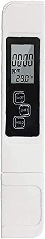 5 ☆ popular NIANXINN Precise Max 74% OFF Digital Water Quality Meter Hydroponics Read Ph