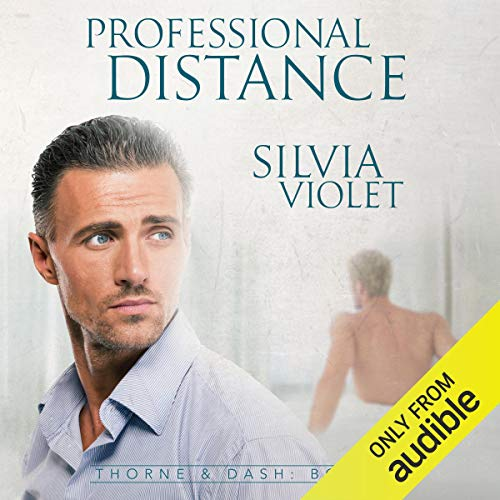 Professional Distance audiobook cover art