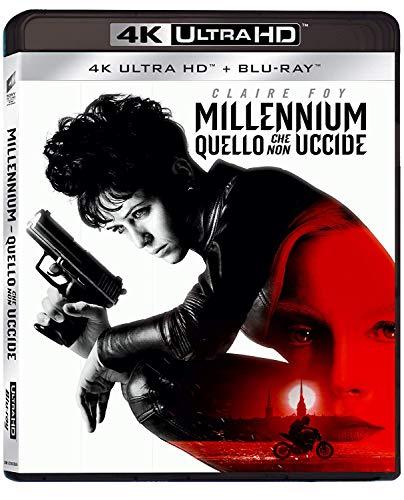 Millennium - Quello Che Non Uccide (4K+Br)