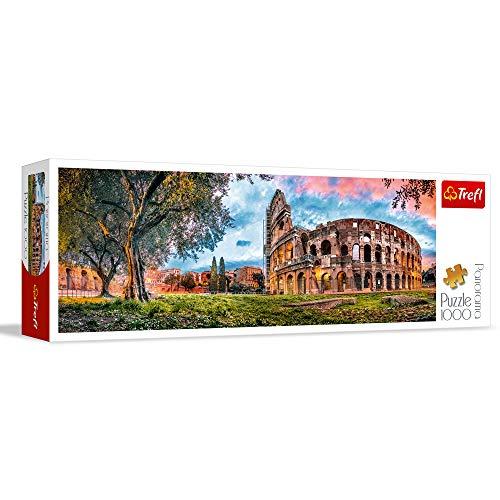 Trefl- Puzzle Colosseo all'Alba, TRF29030