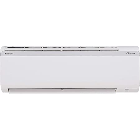 Daikin 1.5 Ton 3 Star Inverter Split AC (Copper, AG Ion Filter, 2018 Model ATKL50TV, White)