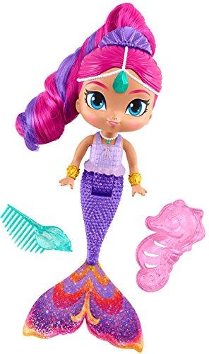 Shimmer and Shine Magic Mermaid Doll