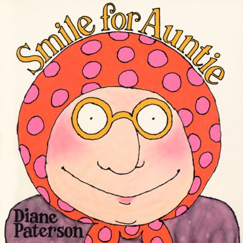 Smile for Auntie audiobook cover art