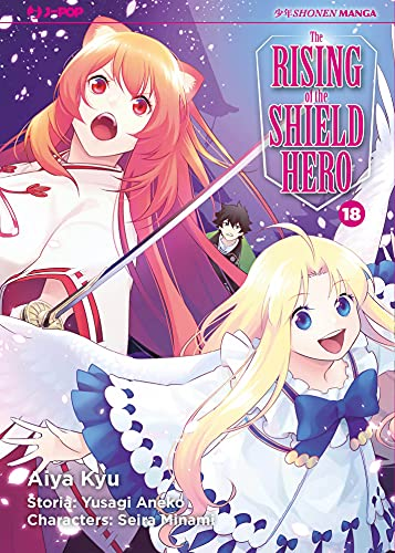 The rising of the shield hero (Vol. 18)
