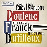 Poulenc/Franck/Dutilleux: