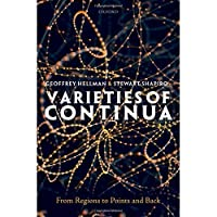 Varieties of Continua: From Regions to Points and Back【洋書】 [並行輸入品]