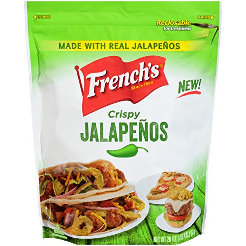 French's Crispy Jalapenos, 20 oz