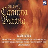 Carmina Burana by Cantillation