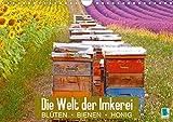 Die Welt der Imkerei: Blüten, Bienen, Honig (Wandkalender 2021 DIN A4 quer)