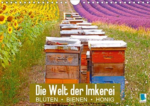 bester der welt Welt der Bienenzucht: Blumen, Bienen, Bienen (Wandkalender 2021 DIN A4 Landschaft) 2021