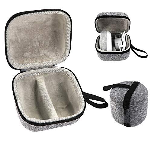 BJJH Tragbare Anti-Schock Eva Reisetasche Aufbewahrungstasche für Google Home Mini-Lautsprecherzubehör Taschen Schutzhülle (Garu)