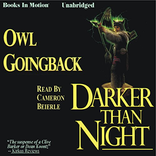 Darker Than Night cover art