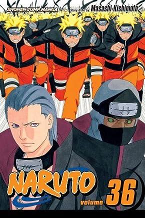 Naruto, Vol. 36: Cell Number Ten (Naruto Graphic Novel)