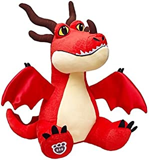 How to Train Your Dragon stuffed toy building door Bear limited 17 inches plush monster Nightmare / hook Fang [HOW TO TRAIN YOUR DRAGON] DRAGONS BUILD A BEAR PLUSH HOOKFANG