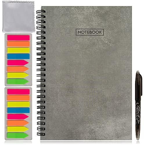 Cuaderno inteligente reutilizable....