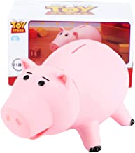 Hamm Piggy Bank Cute Pink Pig Money Box Plastic Saving Coin Box with Color Package Money Bank Great Gift Toy for Kid Child...