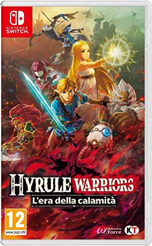 Hyrule Warriors: L'era Della calamità - Nintendo Switch