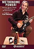 Happy Traum - Paul Mehling: Metronome Power! - Improve Speed, Timing And Efficiency On All...