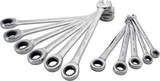 CRAFTSMAN Ratchet Wrench Set, Metric, 11-Piece (CMMT12078)