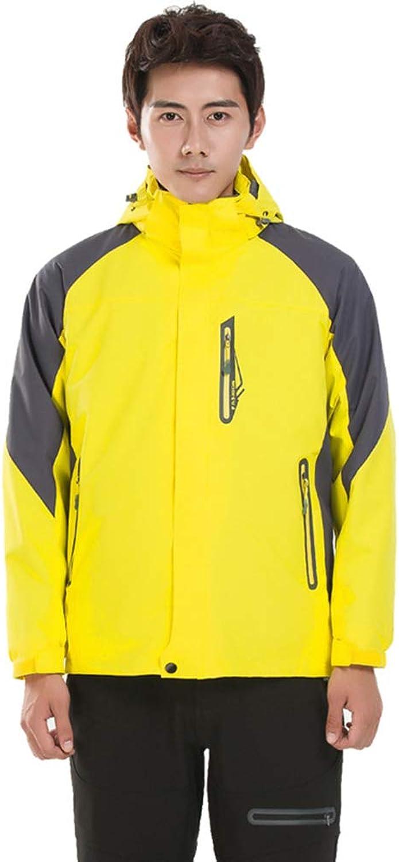 Waterproof Jacket Jackets Lightweight Summer Trespass Rain Coat For Men Womens024,yellow,L