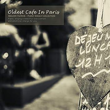 Oldest Cafe In Paris