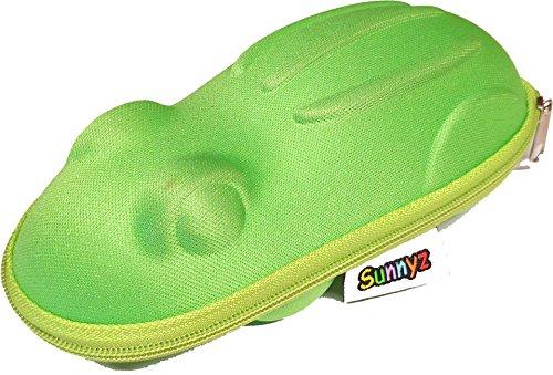 Edz – Sangle pour lunettes de soleil Sunnyz pour bébé 0-2 ans - Vert -