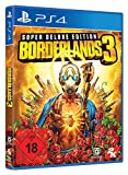 Borderlands 3 Super Deluxe Edition [PlayStation 4]