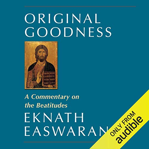Original Goodness audiobook cover art