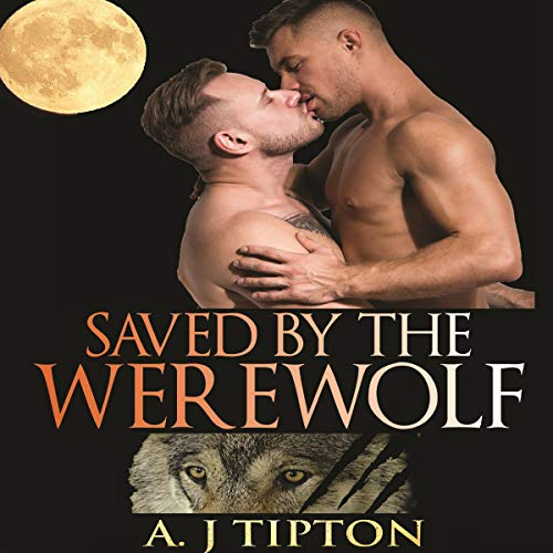 Saved by the Werewolf Audiobook By AJ Tipton cover art