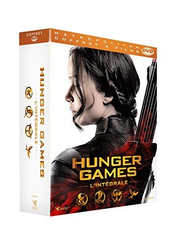 Hunger Games - L'intégrale : Hunger Games + Hunger Games 2 : L'embrasement + Hunger Games - La Révolte : Partie 1 + Partie 2 [Édition Simple]