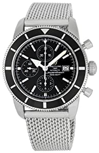 Breitling Men's A1332024/B908 Superocean Heritage Chronograph Watch image