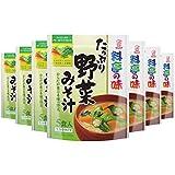マルコメ マルコメ 料亭の味 たっぷり野菜みそ汁 1セット 7袋(5食×7袋)