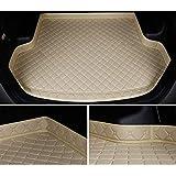 RelaxToday Alfombrillas para Maletero de Coche para BMW 5 Series GT 2010-2020 Alfombrillas para Forro de Maletero Accesorios de Interior de Coche Personalizados