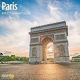 2021 Paris Wall Calendar by Br...