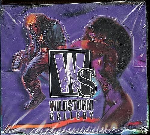 los últimos modelos Wildstorm Gallery Trading Trading Trading Cards by Wildstorm  calidad garantizada