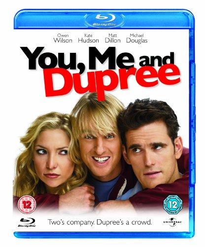 You Me & Dupree [Reino Unido] [Blu-ray]