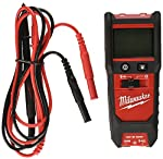Milwaukee 2213-20 Auto Voltage/Continuity Tester with Resistance