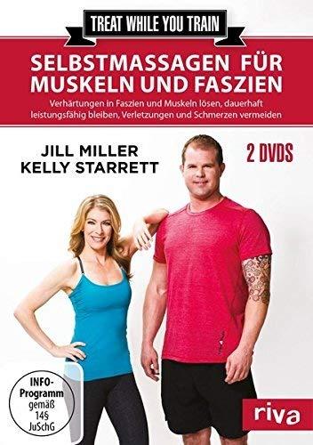 Treat While Your Train - Selbstmassage für Muskeln und Faszien [2 DVDs]