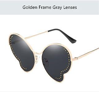 18f012cb4b Gafas De Sol De Gran Tamaño En Forma De Mariposa Gafas De Mujer Linda  Diseñador De