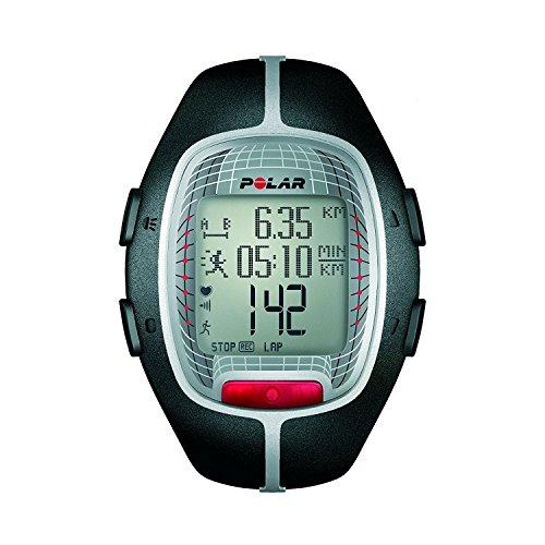 Polar RS300X - Reloj de entrenamiento con funciones de cronómetro y frecuencia...