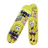 Pro Skateboards Beginners Cruiser 24 Inch Spongebob
