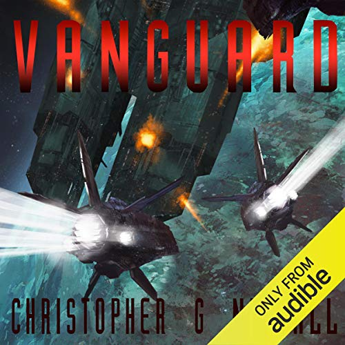 Vanguard Audiobook By Christopher G. Nuttall cover art