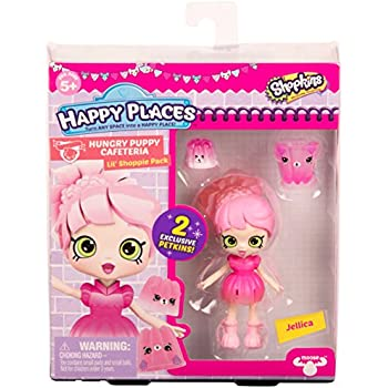 Shopkins Happy Places Doll Single Pack - Jell | Shopkin.Toys - Image 1