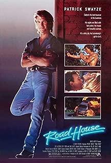 Pop Culture Graphics Road House Poster Movie B (11 x 17 Inches - 28cm x 44cm) Patrick Swayze Sam Elliott Kelly Lynch Ben Gazzara Kevin Tighe Marshall Teague