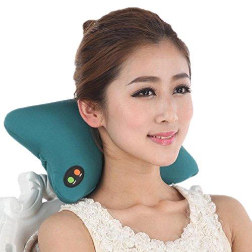 GAOJUNAI GJA Massaggio Massaggio Cuscino Auto Cuscino poggiatesta Auto Home Office