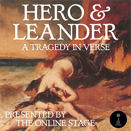 Hero and Leander audiobook cover art